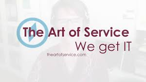 Shop Business at The Art of Service