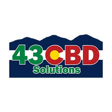 Shop Health at 43 CBD Solutions